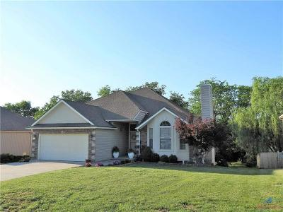 Warrensburg MO Single Family Home For Sale: $269,000