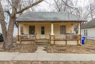Sedalia MO Single Family Home Sale Pending/Backups: $49,000