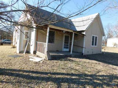Deepwater Single Family Home For Sale: 201 N 7th St.