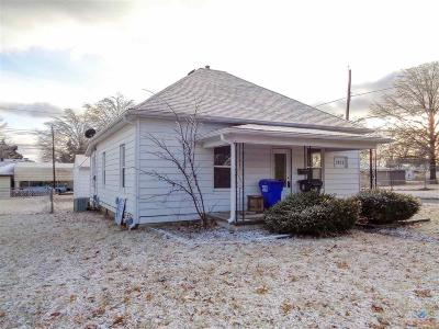 Single Family Home Sale Pending/Backups: 1902 E 15