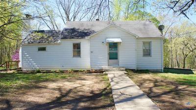 Osceola Single Family Home For Sale: 501 Cedar St