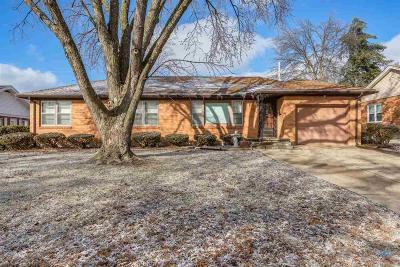 Sedalia MO Single Family Home For Sale: $112,500
