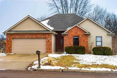 Sedalia Single Family Home For Sale: 1215 S Mildred