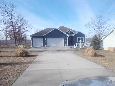 Warsaw Single Family Home For Sale: 27967 Saddle Rd