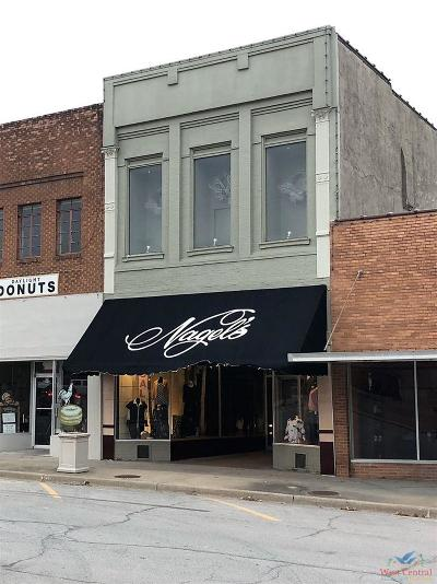 Clinton Commercial For Sale: 112 S Main