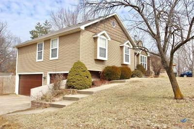 Johnson County Single Family Home Sale Pending/Backups: 1208 Cheatham Ct