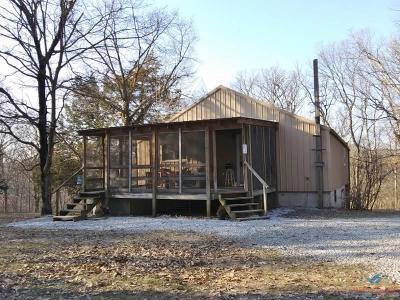 Sedalia MO Single Family Home For Sale: $143,900