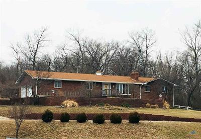 Lincoln Single Family Home For Sale: 18691 Hwy 65