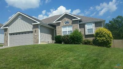 Johnson County Single Family Home Sale Pending/Backups: 705 Sierra