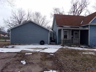 Sedalia Single Family Home Sale Pending/Backups: 2020 E 6th Str.