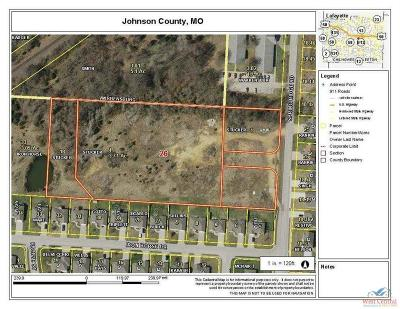 Warrensburg MO Residential Lots & Land For Sale: $90,000