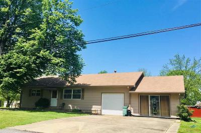 Osceola Single Family Home Sale Pending/Backups: 520 Benton Street