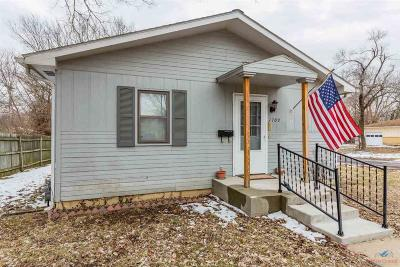 Sedalia Single Family Home Sale Pending/Backups: 1709 S Vermont