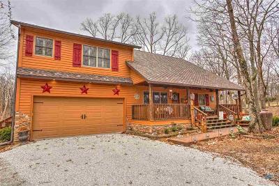 Green Ridge Single Family Home For Sale: 18028 NE 52 Hwy