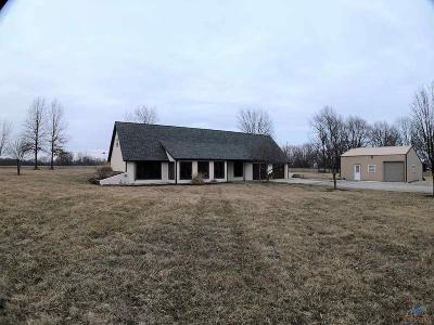 Clinton Single Family Home Sale Pending/Backups: 375 SW Hwy T