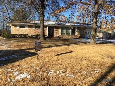 Sedalia Single Family Home For Sale: 2500 Southwest Blvd