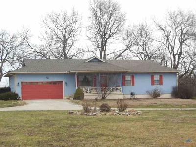 Single Family Home Sale Pending/Backups: 257 SE 100 Rd