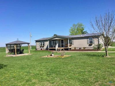 Pettis County Single Family Home For Sale: 21551 Highway Cc