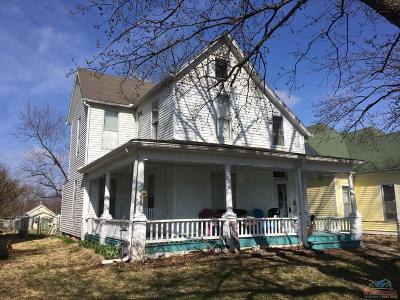 Sedalia Single Family Home For Sale: 1214 S Kentucky Ave