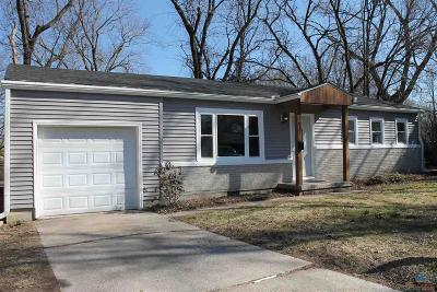 Sedalia Single Family Home For Sale: 1617 S Wagner