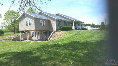 Single Family Home For Sale: 102 Morgan County Rd