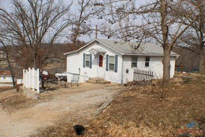 Warsaw Single Family Home Sale Pending/Backups: 31446 Chance Ave