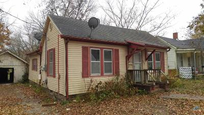 Clinton Single Family Home For Sale: 506 E Grand River
