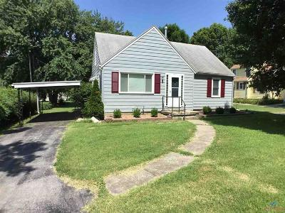 Single Family Home For Sale: 407 N Price Ln