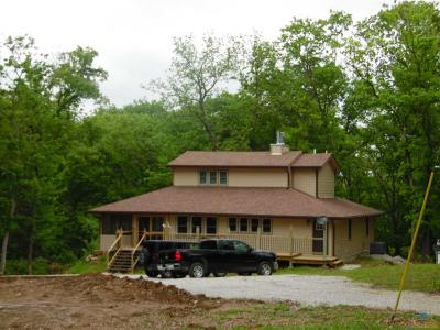 Warsaw Single Family Home For Sale: 14129 Dawson Rd.