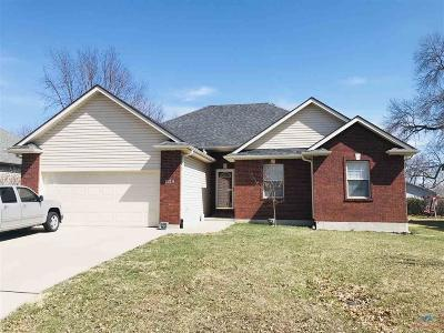 Sedalia Single Family Home For Sale: 1219 S Mildred