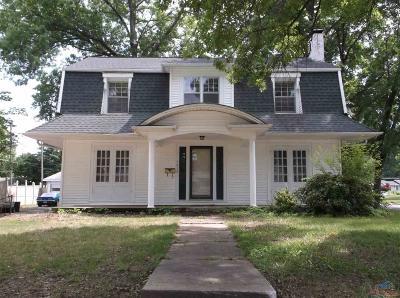 Sedalia Single Family Home For Sale: 1413 W Broadway