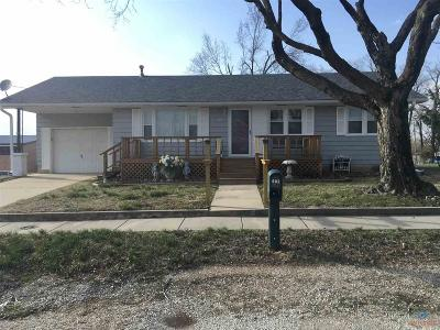 Benton County Single Family Home Sale Pending/Backups: 602 W Butterfield