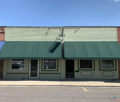 Clinton Commercial For Sale: 110 N Main