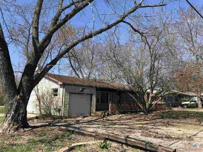 Benton County Single Family Home Sale Pending/Backups: 1119 Polk St