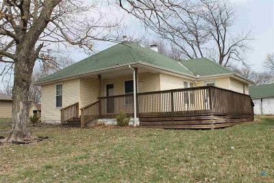 Sedalia Single Family Home For Sale: 2201 S Grand Ave