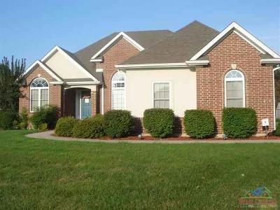 Clinton Single Family Home Sale Pending/Backups: 402 N Mable