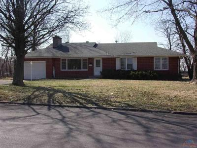 Sedalia Single Family Home For Sale: 1719 W 18th