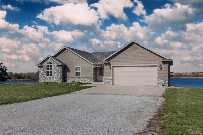 Benton County Single Family Home Sale Pending/Backups: 19373 Lake Rockhill Road