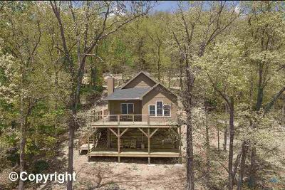 Single Family Home For Sale: 29724 Lake Forest Estates Dr. (5.5 Acres)