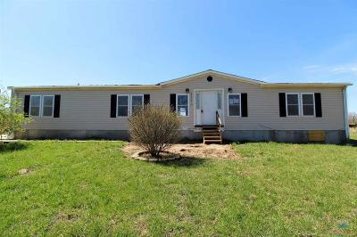 Knob Noster Single Family Home Sale Pending/Backups: 1173 NE 15 Road