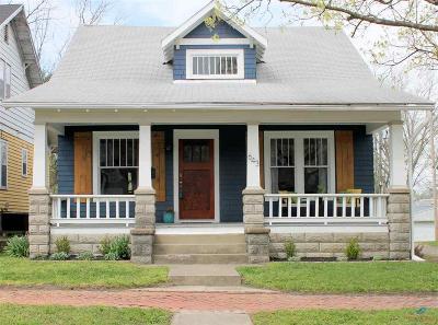 Sedalia Single Family Home For Sale: 643 E 10th