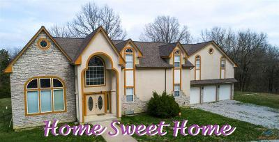 Johnson County Single Family Home Sale Pending/72 Hr Clause: 93 NW W Highway