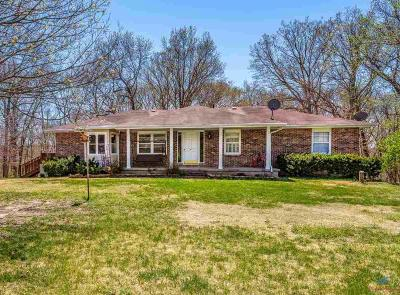 Pettis County Single Family Home For Sale: 17703 Claycomb Rd