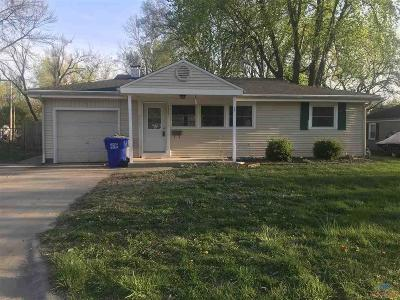 Pettis County Single Family Home Sale Pending/Backups: 2324 W 3rd St.