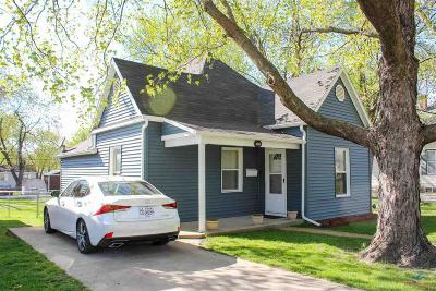 Sedalia Single Family Home Sale Pending/Backups: 1422 S Grand