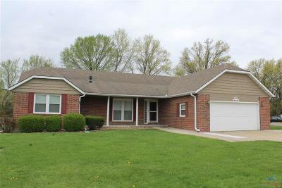 Henry County Single Family Home For Sale: 518 Meadowlark Drive