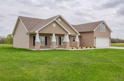 Pettis County Single Family Home For Sale: 27342 Clover Dr