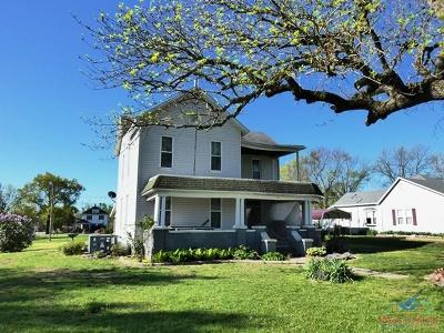 Appleton City MO Single Family Home For Sale: $39,500