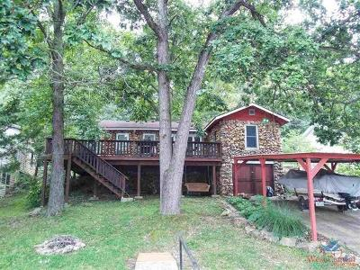 Warsaw Single Family Home For Sale: 28354 Mary's Lane