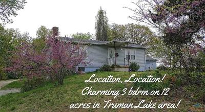 Benton County Single Family Home For Sale: 17975 Lone Star Rd